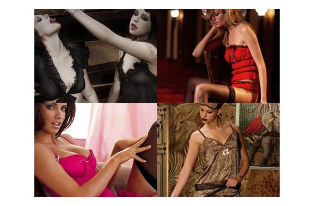 Lingerie Sexy : toutes les tendances de l'hiver 2008-2009