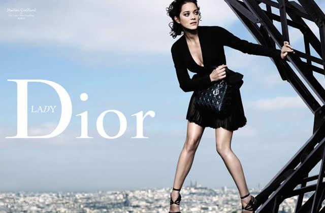 [MAJ] Marion Cotillard est la nouvelle Lady Dior