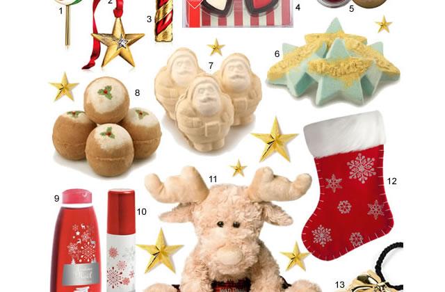 Sélection beauté spécial Noël