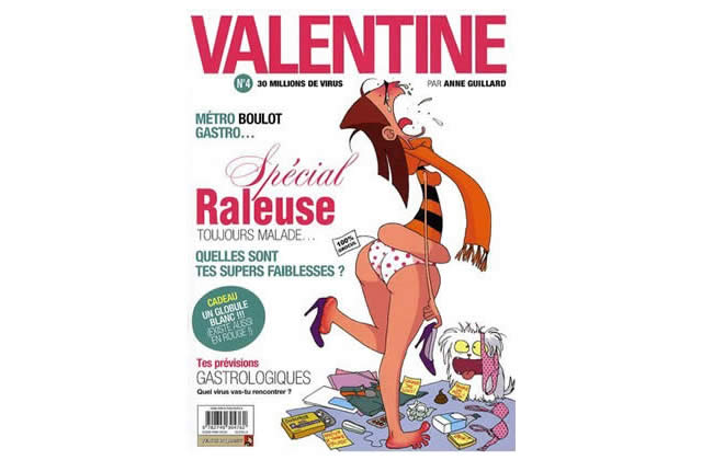 Valentine t. 4 : encore meilleur que des macarons à la morve
