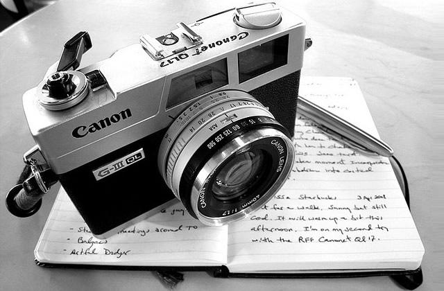 Les appareils photo argentiques