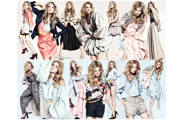 H&M Printemps Eté 2009 : tendances et must-have