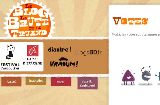 Coudmain : vote pour Diglee pour la Révélation Blog !
