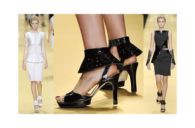 Karl Lagerfeld crée le tutu de cheville pour Repetto