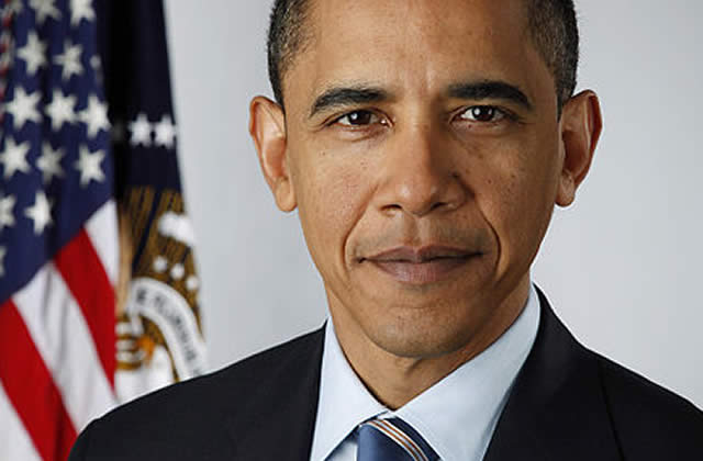 Le portrait officiel de Barack Obama