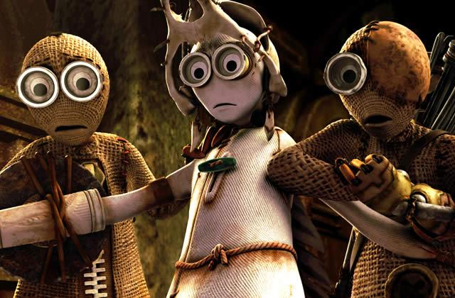 Le trailer de 9, le film d'animation de Tim Burton, vient de sortir