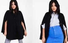 Le manteau-cape d'American Apparel