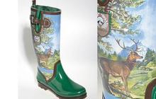 madmoiZelle aime… les bottes de pluie Cerfs