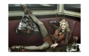 Madonna pour Louis Vuitton : les dessous du shooting en vidéo