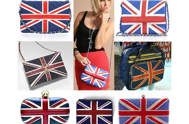 Sac Union Jack : tendance drapeau anglais