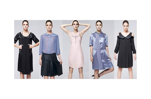 La collection Sandrina Fasoli / Mango arrive