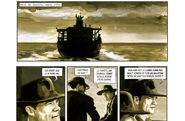 Shutter Island (De Metter & Lehane)