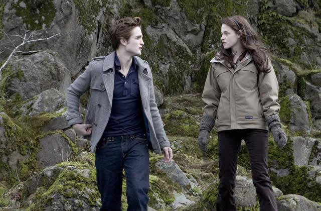 Twilight sort au cinéma aujourd'hui !