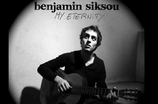 Benjamin Siksou sort son premier single My Eternity