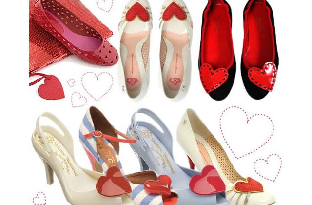 Des chaussures d'Amour