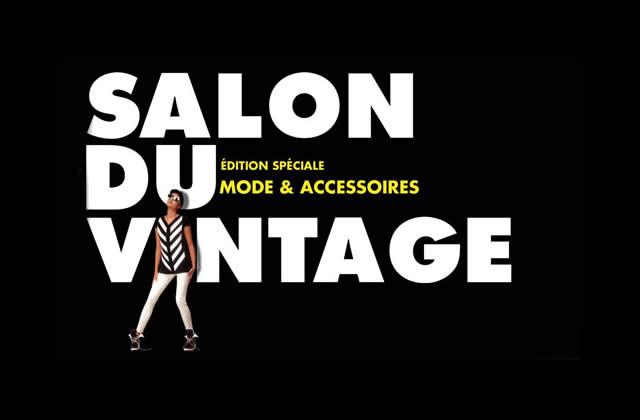 Le Salon du Vintage, édition spéciale Mode des 80's