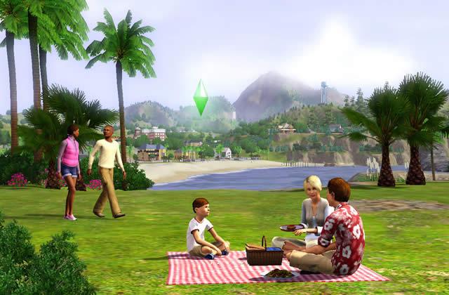 Les fans découvrent les Sims 3 : épisode n°7