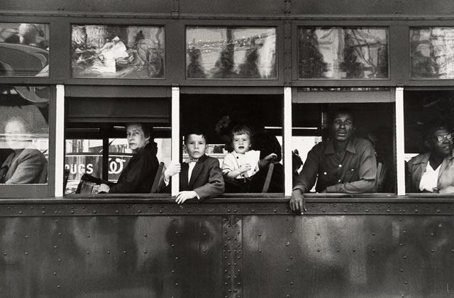Robert Frank fête les 50 ans de ses Américains
