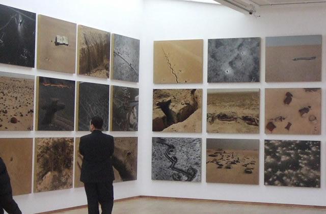 Sophie Ristelhueber, l'expo au Jeu de Paume