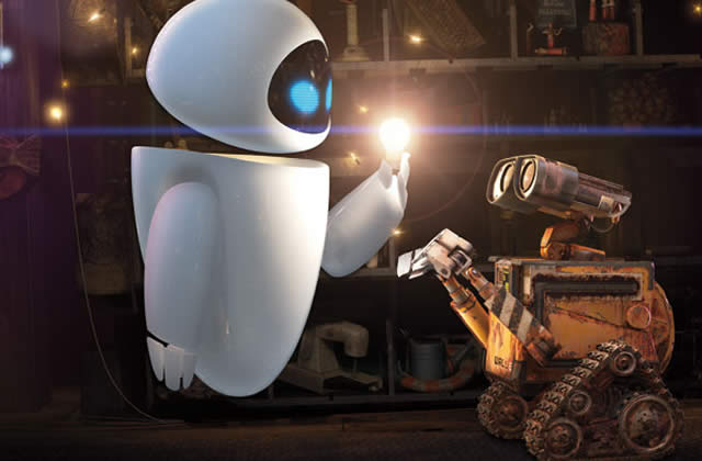 Wall-E en DVD et un bon plan sur amazon.fr !