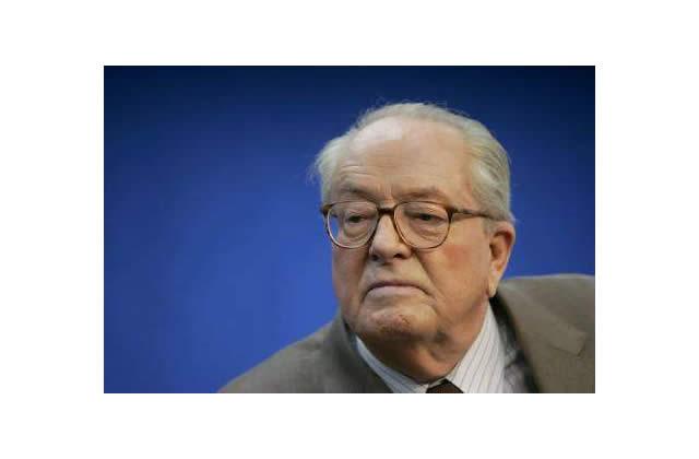Zut, Le Pen bouge encore !