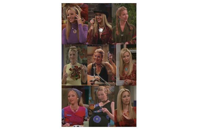 Adopte le look de Phoebe Hippie….