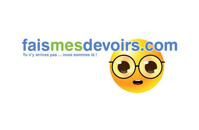 Faismesdevoirs.com, l'antisèche en ligne, fermé au bout de 24h