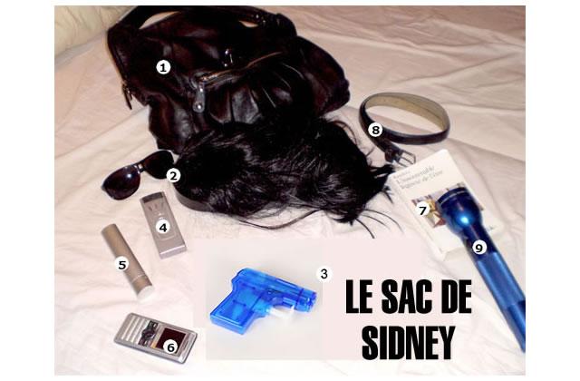 La main dans le sac de … Sydney Bristow