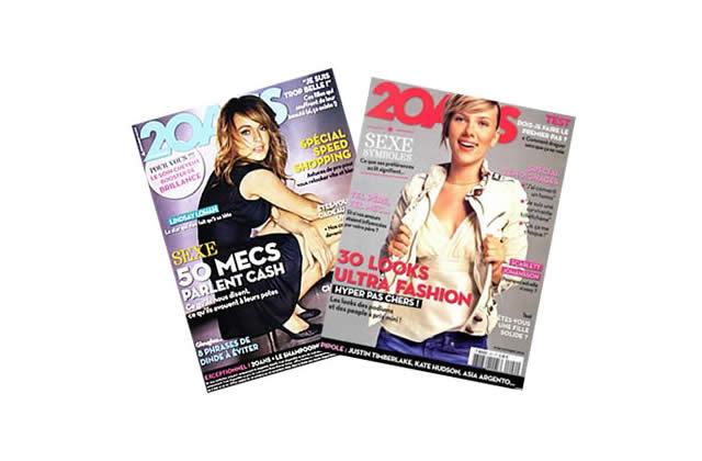 Le magazine 20 ans revient dans les kiosques