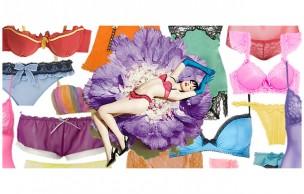 Lingerie Printemps/été 2009 : Envie de couleurs