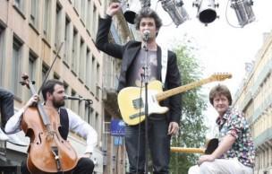 Lien permanent vers Manu Larrouy en concerts sauvages, Grrr