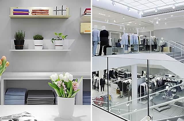 COS inaugure sa première boutique à Paris