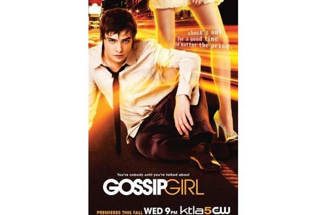 Gossip Girl ne veut pas d'un Chuck gras