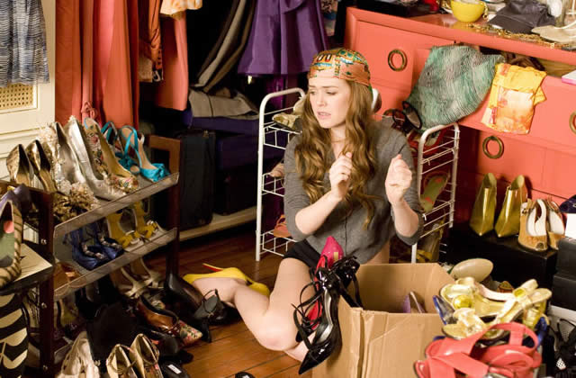 L'accro du shopping, le film