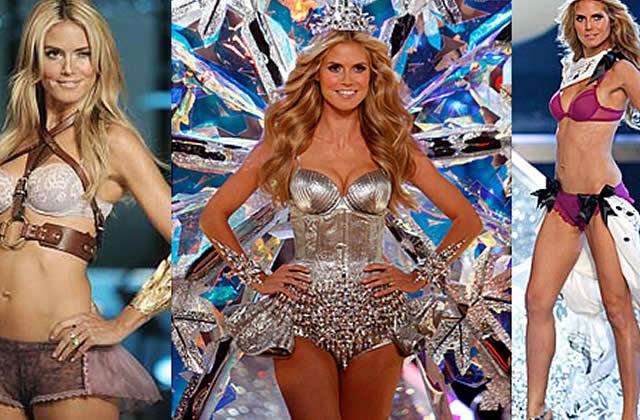 Le bourrelet de trop : Heidi Klum est trop grosse pour défiler sur les podiums