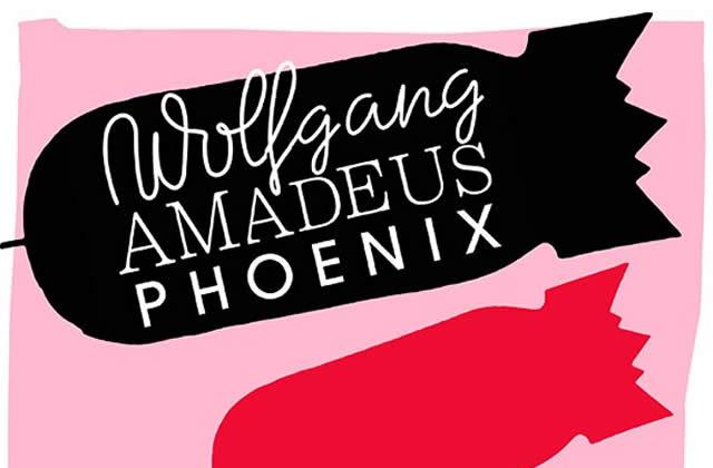 Le clip du nouveau Phoenix : Lisztomania