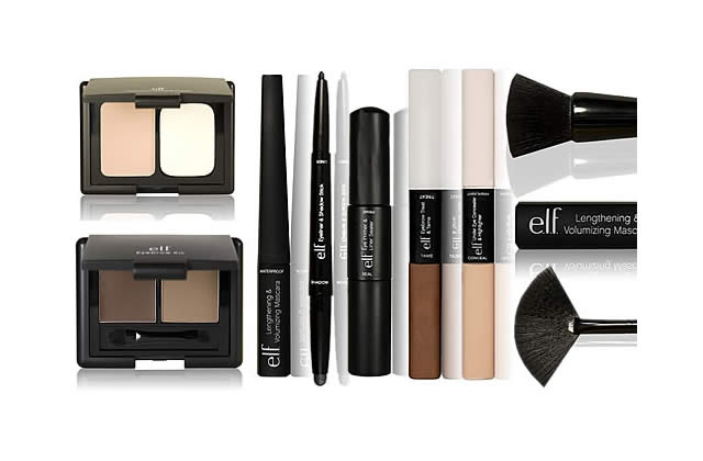 E.l.f lance une gamme de maquillage pro