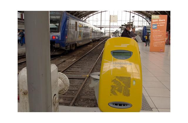 Petite typologie des ambiances de gare