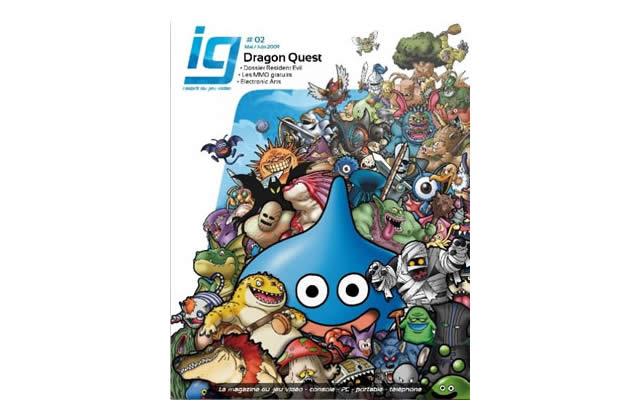 IG Magazine, le magazine-book des jeux vidéo