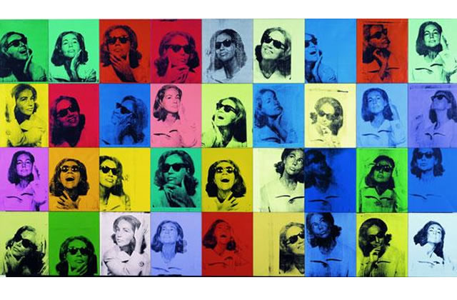Exposition – Le Grand Monde d'Andy Warhol