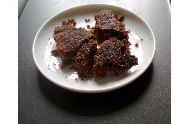 Les shortbreads au chocolat