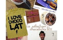 Sélection Chocolatée – Tees, bijoux & beauté.