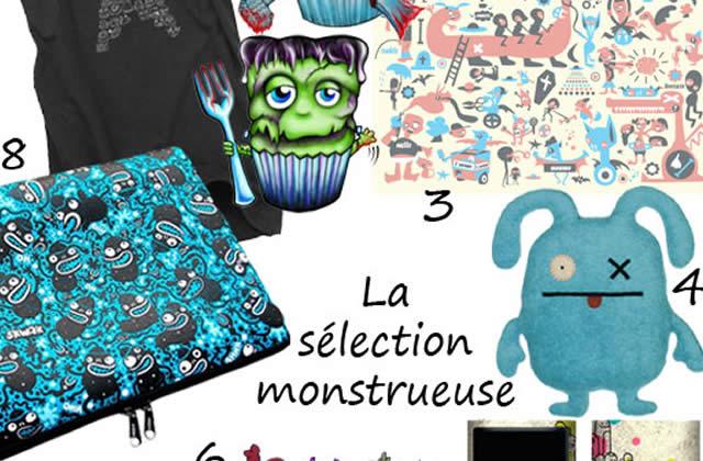 Sélection graphique #11 : sales petits monstres !