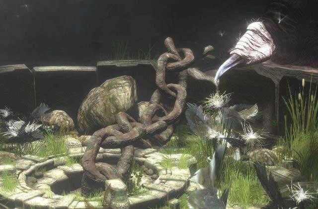 Une vidéo de Trico sur PS3, par le créateur d'ICO