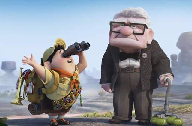 Là-Haut (Up), la bande-annonce du prochain Pixar