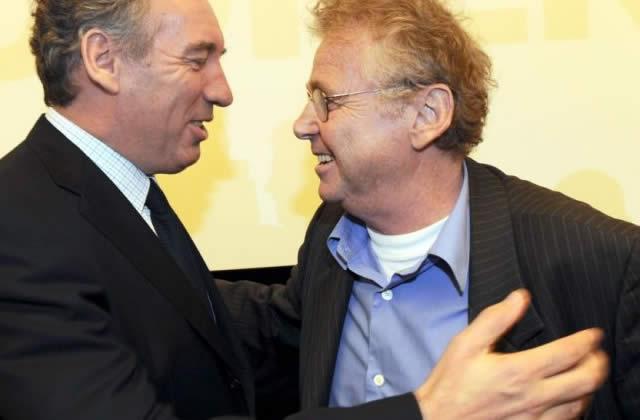 Bayrou / Cohn-Bendit : le leader du Modem n'est pas si différent