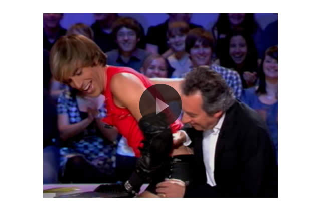 Brüno au Grand Journal de Canal+