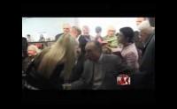 Jacques Chirac se fait gauler par Bernadette (et le Petit Journal)