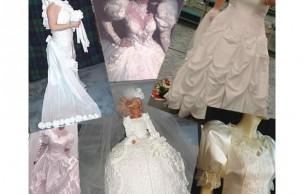 Lien permanent vers Les pires robes de mariée