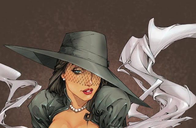 Madame Mirage, de Paul Dini et Kenneth Rocafort